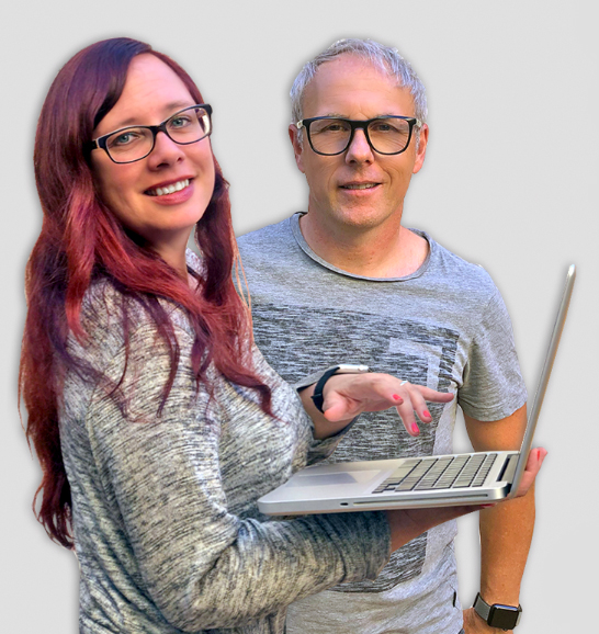 Katharina & Tom Kokoska, Inhaber